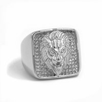 ingrosso colore bague-Anelli in acciaio inox Anelli in acciaio inossidabile Anelli maschili Anel masculino Vintage
