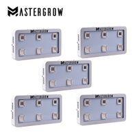 ir led paneli toptan satış-5 ADET MasterGrow II 1800 W Işık Paneli Tam Spektrum Kırmızı / Mavi / Beyaz / UV / IR Kapalı Bitki Için 410-730nm Büyümek ve Çiçek