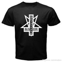 Wholesale metal austrian for sale - Group buy New Abigor Austrian Trash Metal Band Logo Men s Black T Shirt Size S To Xl T Shirt For Men Fashion Custom Short Sleeve