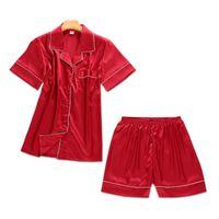Mayor Pantalones Cortos De Al Rojo Venta Por Pijama Mujeres 6IgfYb7yvm