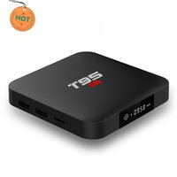 ingrosso quad core migliori smart box tv-La migliore Smart Box TGA S1 Amlogic S905W quad-core Android 7.1 da 1 GB e 8 GB HDMI2.0 4Kx2K HD 2,4 G Wifi Lettori multimediali in streaming