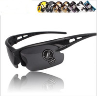 Wholesale motorcycles sunglasses for sale - Outdoor sports eye Sunglasses Cycling Motorcycle Unsex Explosion proof Sunglasses Outdoor Sports Driving Eyewear COLOR LJJK990