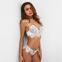 seks bebek iç çamaşırı toptan satış-Seks Porno Babydoll Lingerie Seksi Sıcak Erotik İç Dantel Bebek Bebek Seksi Erotik Lingerie Kostümleri Elbise