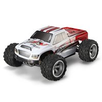 Wholesale wltoys rc buggy - 70KM H,New Arrival 1:18 4WD RC Car Wltoys A979 Updated Version A979-B 2.4G Radio Control Truck RC Buggy Off-Road VS Wltoys A959