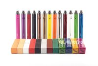 Wholesale 13 Colors Vision Spinner mah Evod Twist V V Vision Spinner II Battery Vs Vision Spinner III