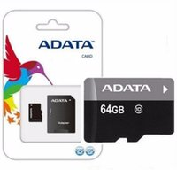 Wholesale retail package universal packaging for sale - 2018 Hot Selling Real Full GB TF Memory Card ADATA with Free SD Adapter Retail Package Dropship Free to USA