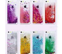 Wholesale star mobile phones - 2018 new iphone678 mobile phone shell apple x10 star quicksand liquid protective cover