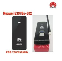 Wholesale lte laptop for sale - Group buy Unlocked Huawei E397 E397Bu G LTE FDD Dongle USB Modem Mbps Plus antenna