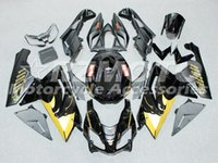 Wholesale Rs 125 - New ABS New Injection ABS Fairings Kits+Tank cover fit For aprilia RS125 RS 125 2006 2007 2008 2009 2010 2011 06 07 08 09 10 11 black gold