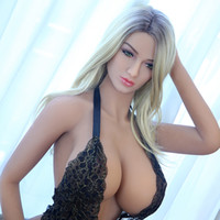Wholesale life size silicone dolls - 2018 165cm Free Shipping high quality Japanese silicone sexy doll with Big chest full size sex dolls realistic vagina love doll for men
