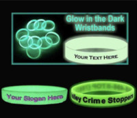Wholesale Glow Dark Silicone Bracelets - Wholesale 500pcs lot customized glow in the dark silicone bracelets  wristband for kids. adult promotional gift,sports band DHLFREE SHIPPING