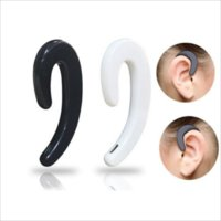 pequeño mini auricular inalámbrico al por mayor-S103 Auriculares Bluetooth Wireless Mini Small Stealth Ear Bone Conductive Ear Plug Drive Auriculares Deportivos