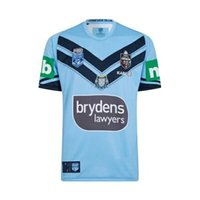 rugby jersey elite venda por atacado-2019 NSW BLUES CASA PRO JERSEY NSW ESTADO DE ORIGEM 2018 TREINAMENTO ELITE TEE LUZ NSW SOO 2018 JERSEY RUGBY tamanho S-L-XL-XXL-3XL-4XL-5XL