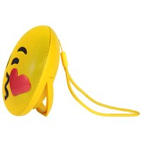 Wholesale mp3 game player for sale - Mini Portable Emoji Emoticon Bluetooth Speaker with Stereo Bracket Sport Handsfree Audio Support Bluetooth USB AUX MP3 Game by niubility