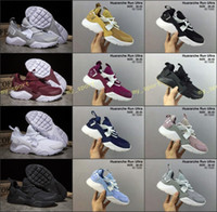 ingrosso modelli di aria-2018 Nuovo modello Air Huarache 5 Five Ultra Running Shoes For Men Donna, Air Huaraches V Huraches Sneakers sportive Athletic Trainers 36-45