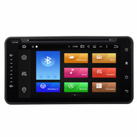 Wholesale android tv for camry online - 6 quot Octa Core Android System Car DVD Stereo For Toyota Hilux Camry Fortuner Land Cruiser Terios Echo G G RAM GPS Navi OBD BT DVR