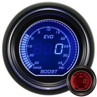 52 мм цифровой автомобильный датчик оптовых-Новый 2