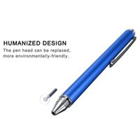 Wholesale fine point stylus pen for sale - Group buy Fine Point Round Thin Tip Capacitive Stylus Pen for Tablet Cellphone TPA_023