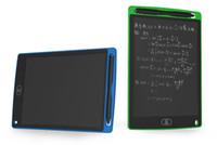 stylus stift usb großhandel-LCD Schreibtablett Digital Portable 8,5 Zoll Zeichnung Tablet Elektronische Tablet Board für Erwachsene Kinder Kinder