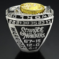 Wholesale basketball rings wholesale online - Championship Ring Cleveland LeBron Alloy James world basketball Championship Rings Fan Gift high quality Size
