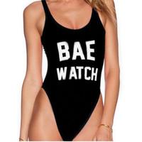 einteiliger badeanzug sport großhandel-Sexy Frauen einteiliger Bikini Monokini Badeanzug Strand rückenfreie Badebekleidung Beachwear Frauen Sportbekleidung Badeanzug für Frau