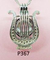 perla entrega gratuita al por mayor-2018-P367 # entrega gratuita Lady Party Jewelry Sets Pearl jaula colgante / collar / pulseras (envío gratuito de ostras de perlas)