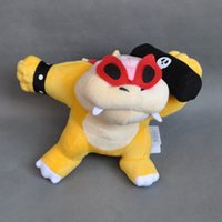 Wholesale bully toys for sale - Group buy EMS Super Mario Bros Bully Roy Koopa CM Plush Doll Stuffed Best Gift Soft Toy