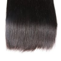 Wholesale very weave online - Very Smooth Brazilian Virgin Straight Hair Weave Human Hair Weave a Unprocessed Double Weft Hair Extension