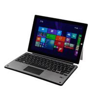 клавиатура поверхность bluetooth оптовых-Беспроводная клавиатура Bluetooth 3.0 Съемный съемный чехол из искусственной кожи для Microsoft Surface Pro 3/4/5