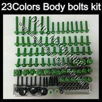 Wholesale 1998 honda f3 plastics resale online - Fairing bolts full screw kit For HONDA CBR600F3 CBR600 F3 CBR F3 Body Nuts screws nut bolt kit Colors