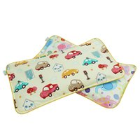 Wholesale buckwheat pillows - Free Shipping Soft Comfortable Cartoon Style Cotton Pillow Buckwheat Cassia Pillow Suitable For 1-6 Years Old T01