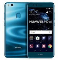 Wholesale 4g cell phones huawei resale online - Refurbished Original Huawei P10 Lite Nova AL00 G LTE inch Kirin Octa Core GB RAM GB ROM Fingerprint Cell Phone DHL Shipping