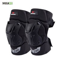 Wholesale Foam Knee Pads - Wosawe 1pair Adult 'S Tactical Protective Knee Pads Extreme Sports Knee Protector Ski Motorcycle Safety Knee Brace Pe Shell ,Foam