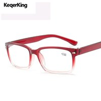 bfe736c71c New Square Glasses Frame Men Women Computer Spectacles Fashion Retro  Eyeglasses Frame Classic Reading Eyewear
