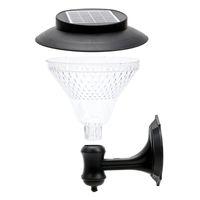 lumières de balcon d'énergie solaire achat en gros de-Nouvelle arrivée 16led lampe de mur solaire lampes de secours à énergie solaire led solaire lampe de jardin lampe de balcon Q0755
