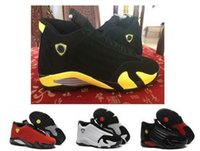 Wholesale Womens Shoes Size 14 - Cheap authentic retro Air 14 womens basketball shoes online original top quality sneakers on sale US size 5.5-8.5 free shipping