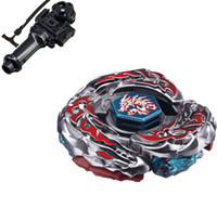 ingrosso beyblade l launcher-3PC BB108 Beyblade L-Drago Distruttore Distruttore w / GRIP STRING LAUNCHER Fusion Fight Masters Power Launcher