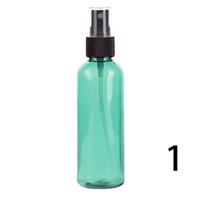 leere klare behälter großhandel-100ml durchsichtigen leeren Plastiksprühflasche-Reise-Make-upparfüm-Zerstäuber-Behälter