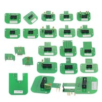 Wholesale full bdm adapters online - Linkobd LED BDM Frame ECU RAMP Adapters KTM Dimsport BDM Probe Adapters Full Set for FGTECH BDM100 KESS KTAG