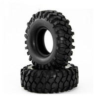 Wholesale race car parts online - 4Pcs inch tyre skin RC crawler Racing Rubber Tyre Wheel Tire RC On Road Car