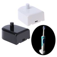 Wholesale dhl base - New Toothbrush Electric Rechargeable USB Charger for brand O B Portable Charging Cradle Base fast ship by DHL