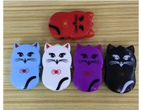 Wholesale cartoon reader for sale - Group buy Small cat card MP3 no screen movement card MP3 cartoon model MP3 Players