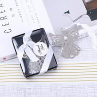 ingrosso regali di regalo per bambini-Segnalibro Angel Angel per Battesimo Baby Shower Souvenirs Party Battesimo regalo Giveaway Regali di nozze per gli ospiti
