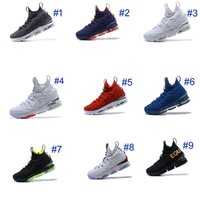 Wholesale Embroidery Lace Shoes - Men's Basketball Shoes LB XV 15 Authentic Sports Sneakers LB15 Professional Basketball Shoe Equal Embroidery Trainers