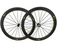 Wholesale bicycle hub road for sale - 1 year warranty C black k twill mavic cosmic carbon bike wheels mm full bicycle wheels basalt surface with ceramic hubs