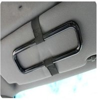 Wholesale parts cars for sale - Group buy Hanging Type Paper Rack High Elastic ABS Plastic Car Facial Tissue Box Frame Simple Durable Suitable Sun Visor Handrail ww ff