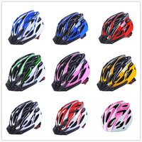 Wholesale bicycle helmet road size l resale online - Bicycle Cycling Helmet Bici Bicicleta Capacete EPS Men Women Cycling Helmets Road Size L