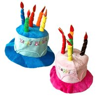 Wholesale Birthday Cake Hats Adults Online