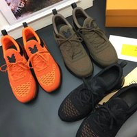 Wholesale Rubber Ends - 2018 new high-end custom luxury brand leather fashion casual shoes comfort size 38~44