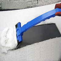 Wholesale Hot sale cm winter car special snow shovel is very convenient and durable Snowbrush Shovel Removal Brush Winter